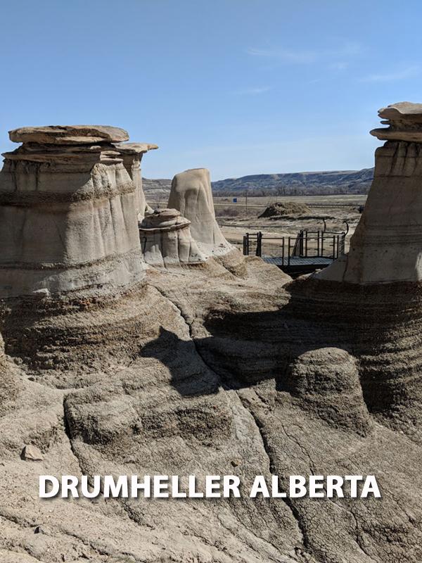 Drumheller Alberta